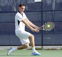 Lawrence University men's tennis standout Ryan Dunn has been named a first-team Academic All-American.