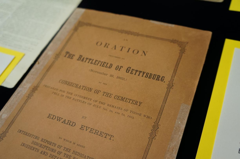 Gettysburg Oration
