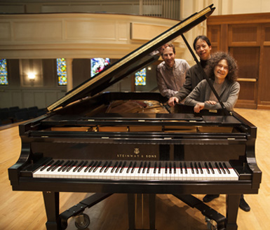 Piano department lawrence university news for Piano diviso