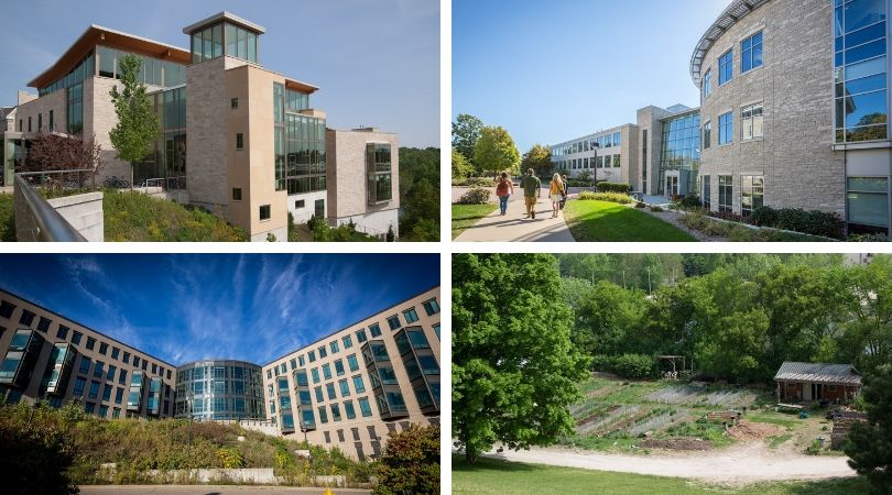 Well, that's different: 4 ways campus has changed in 25 years
