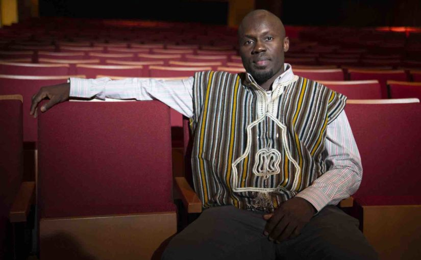 2 Minutes With … Patrick Adu: Reviving the arts in his Sierra Leone homeland