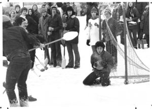 broomball, 1976