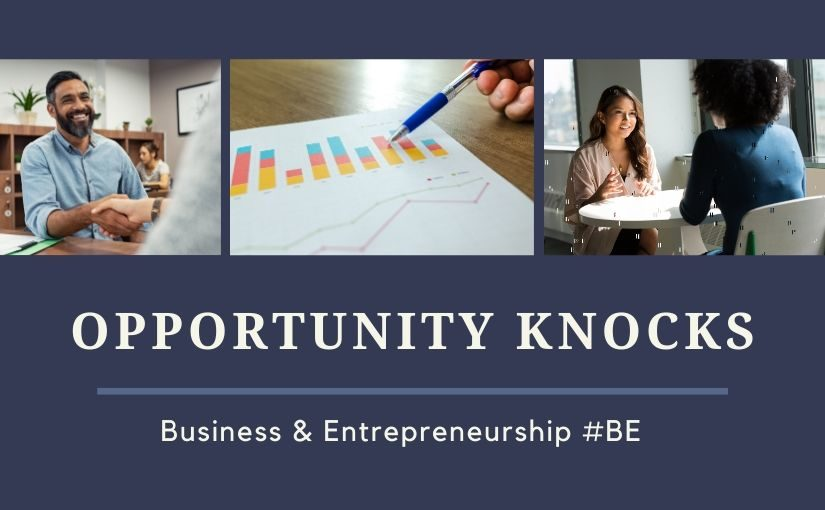 Opportunity Knocks from the Career Center – JPMorgan Chase