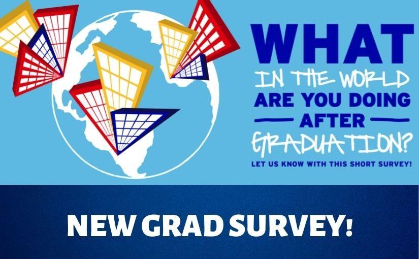 Graduation Survey for Seniors!