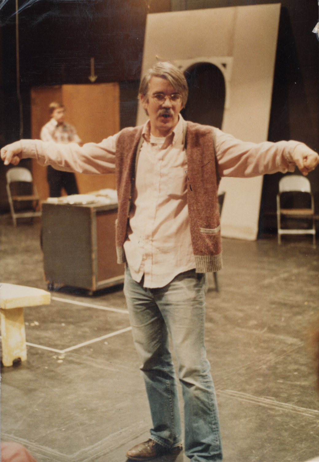 lawrence mourns the death of theatre arts professor fred