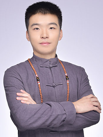 A photo of Lawrence University student Yuhan (Andy) Wang.