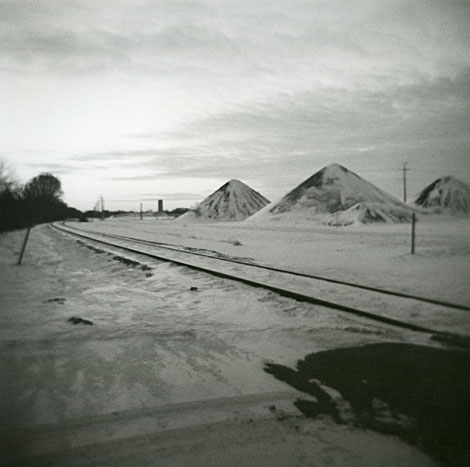 "A photo of Lawrence University student artwork ""Giza."""