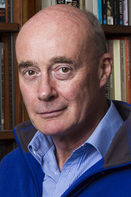 A Head shot of Cambridge University professor David Reynolds.