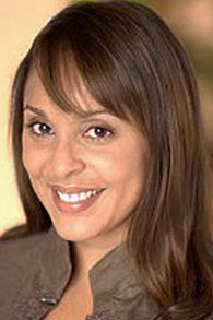 A Head shot of Pulitzer Prize-winning poet Natasha Trethewey.