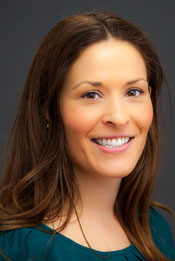 A Head shot of Lawrence University accessibility services coordinator and academic skills specialist Meghan Lally.