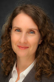 A headshot of Lawrence University lecturer in English Cecile Despres-Berry.