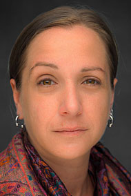 A Head shot of Lawrence University lecturer in Gender Studies Helen Boyd Kramer.