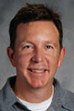 A head shot of teacher Corey Otis