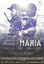 "Image of the poster for the film ""Alias Maria"""