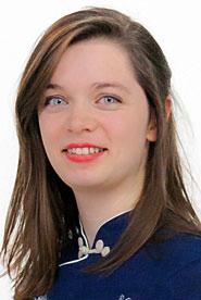 Head shot of Katie Uram