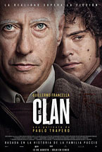 "An image of a poster of the film ""The Clan"""