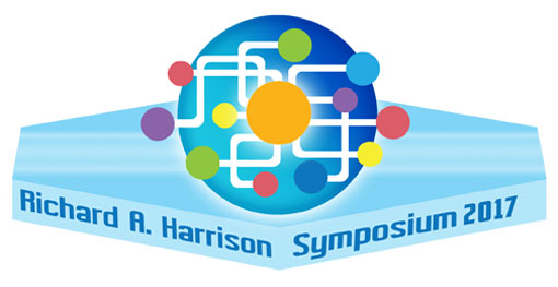Graphic of the Harrison Symposium logo