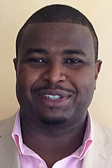 Head shot of Momodu Maligi