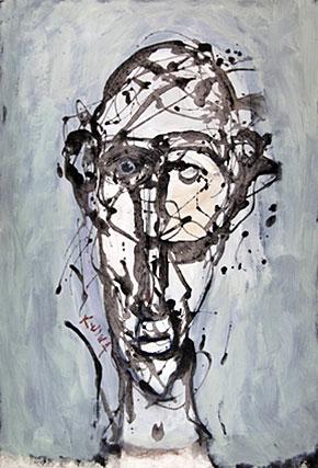 "Kenn Kwint artwork ""STU"""
