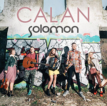 "Calan album cover of ""Solomon"""