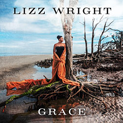 "Album colver for Lizz Wright's ""Grace"""