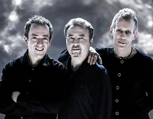 Jazz trio Storms/Nocturnes