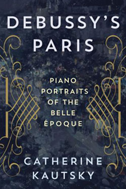 Cover of the book Debussy's Paris