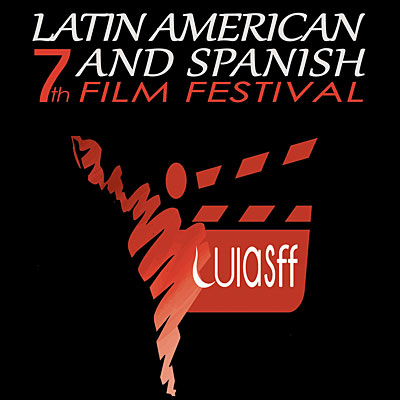 Latin American and Spanish Film Festival logo