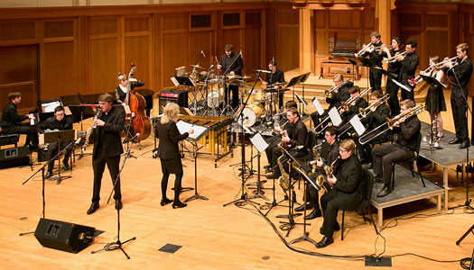 Lawrence University Jazz Ensemble