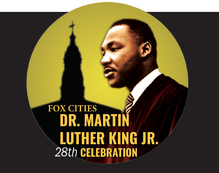 Logo of Dr. Martin Luther King Community Celebration