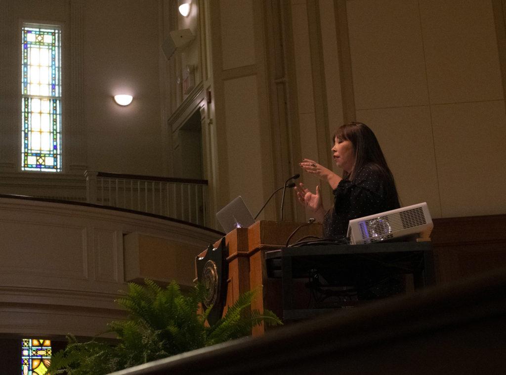 Matika Wilbur convocation speech