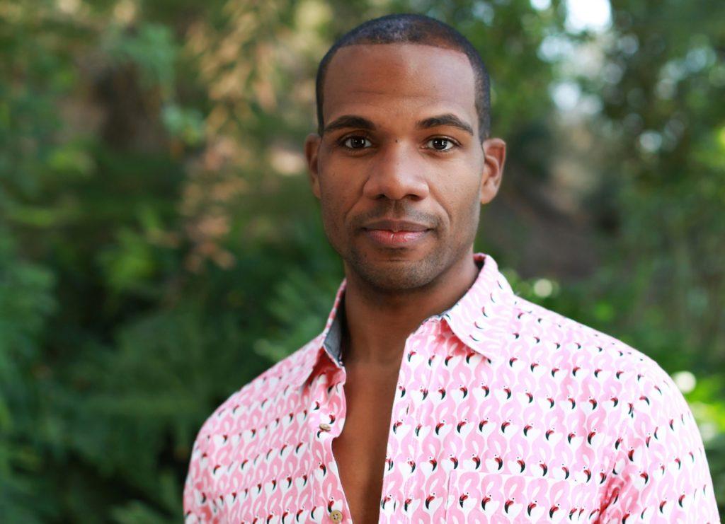 Portrait of Derrell Acon